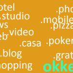 nuove domini internet, nuove estensioni di dominio dal 2014