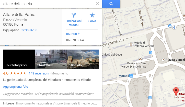 maps knowledge graph