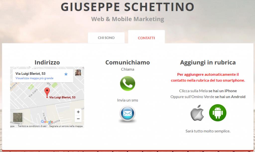 sito web economico roma